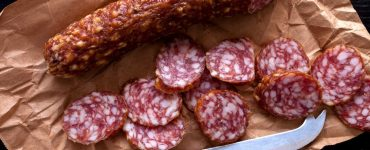 Dried & fermented sausages, VEPRO® GEL 100 PC, fermented sausage, cases